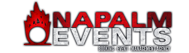 napalm events logo transparent